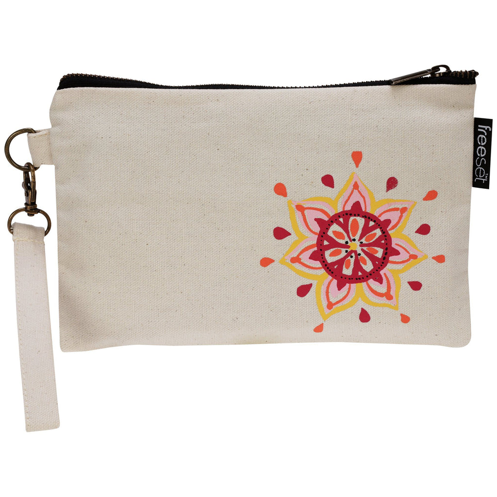 Bohemian Medallion Clutch