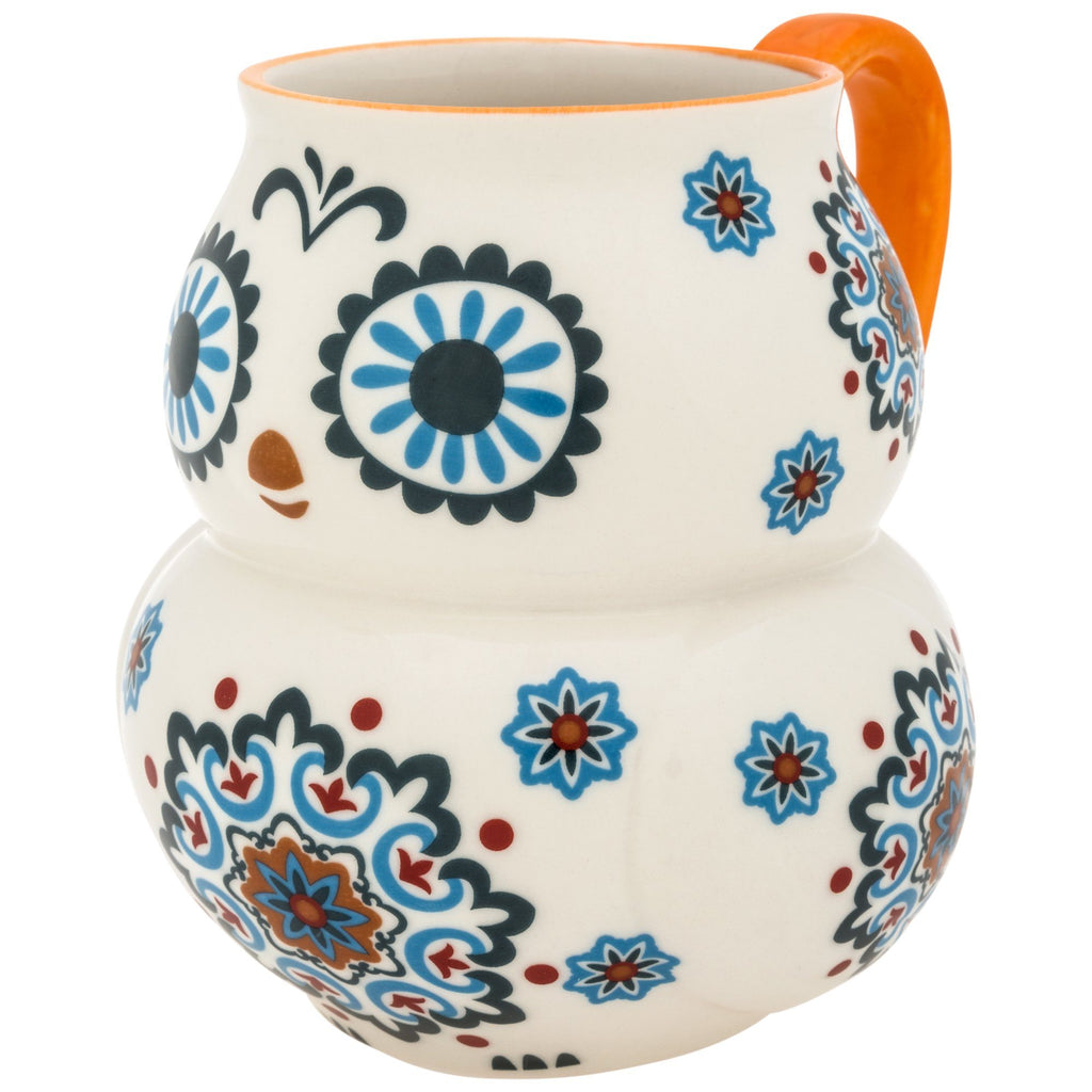 Bright Eyed Owl Mug