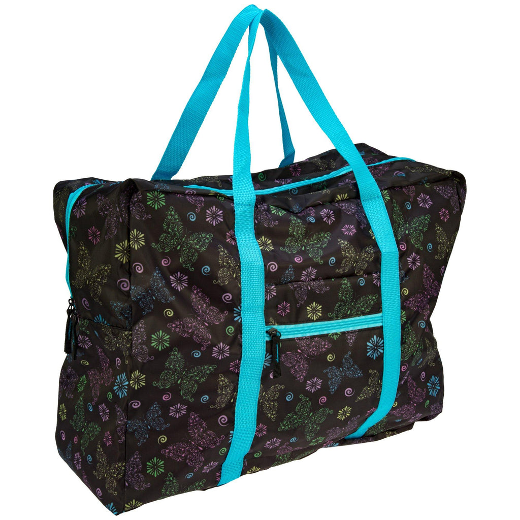Butterflies In Bloom Duffel Bag