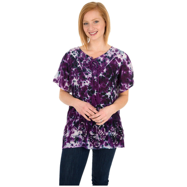 Butterfly Breeze Tunic