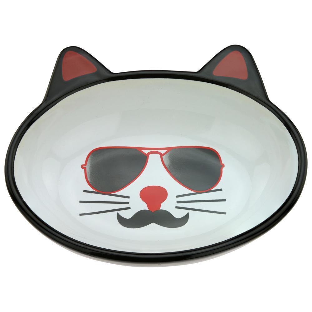 Cat Face Cat Bowl