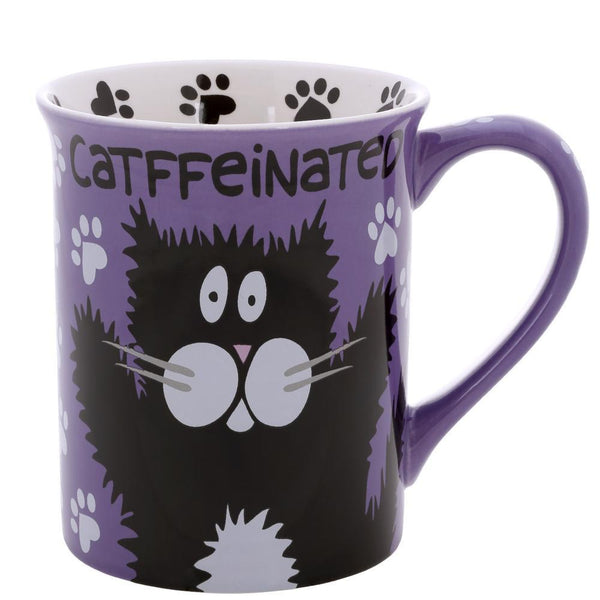 Catffeinated Cat Mug