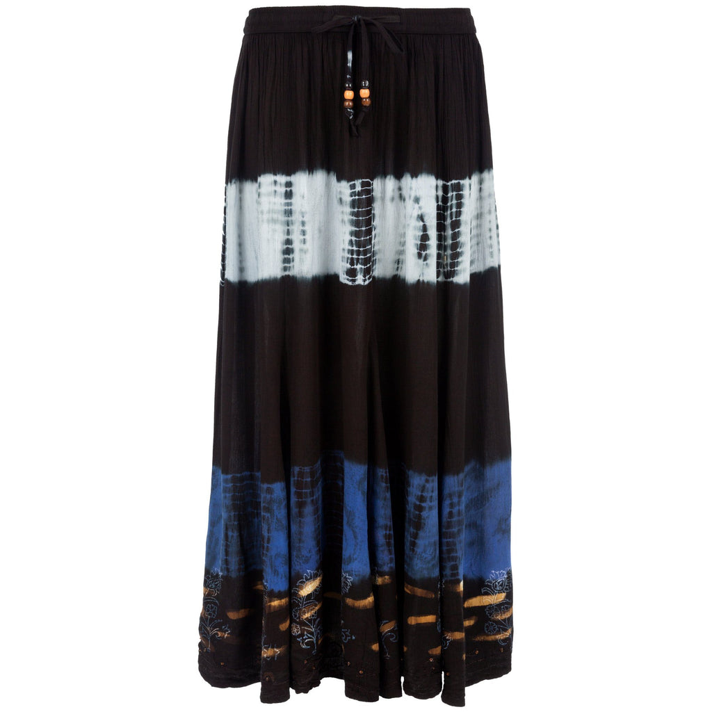 Changing Patterns Long Skirt