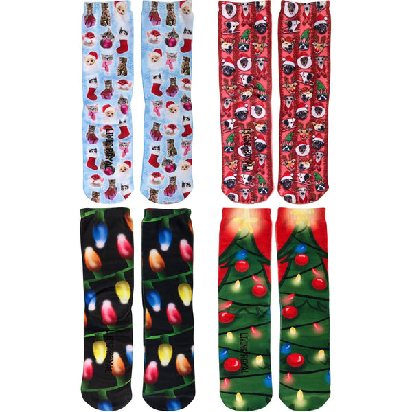 Christmas Spirit Socks
