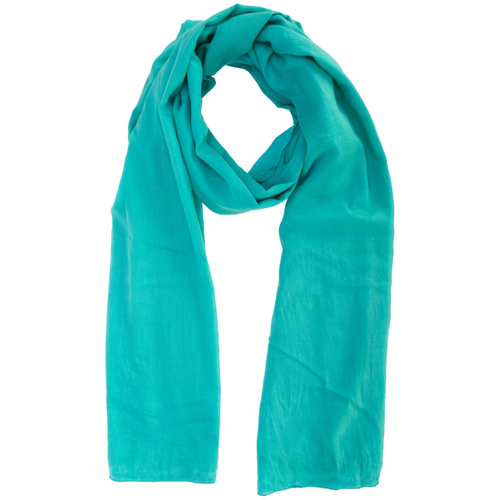 Classic Cotton Crinkle Scarf