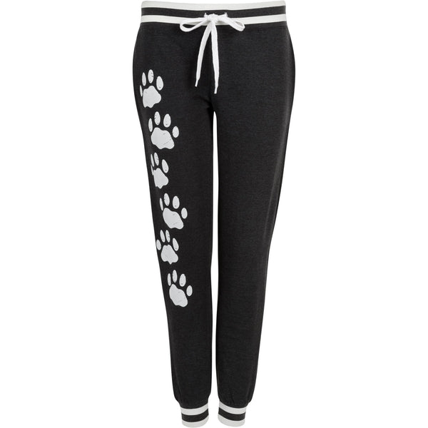 Climbing Paws Contrast Sweatpants
