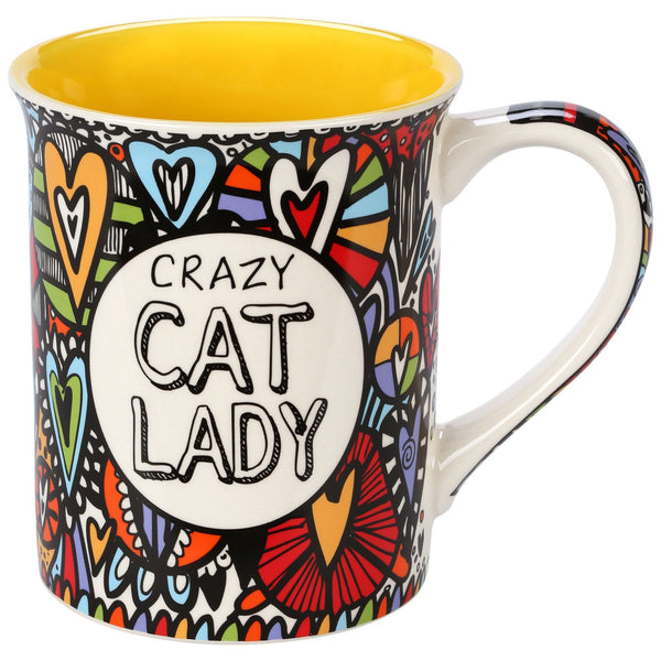 Coffee & Cat Hair Mug