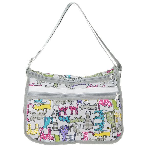 Colorful Cats Galore Hobo Bag