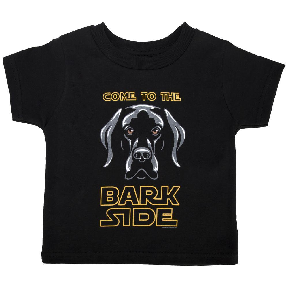 Come To The Bark Side Toddler Tee