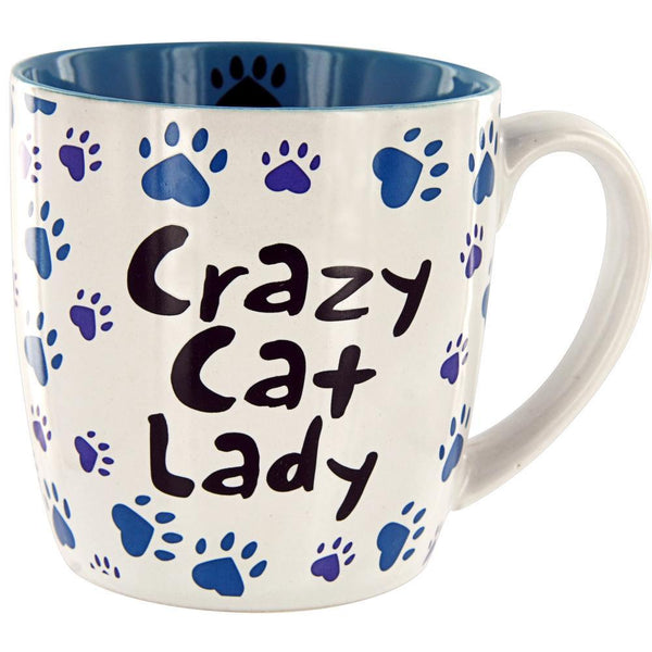 Crazy Cat Lady Grande Mug