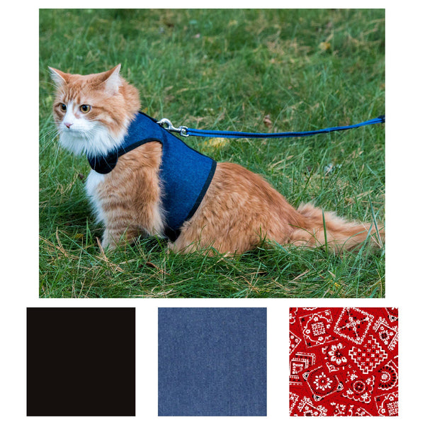 Crazy K Farm Kitty Holster Cat Harness