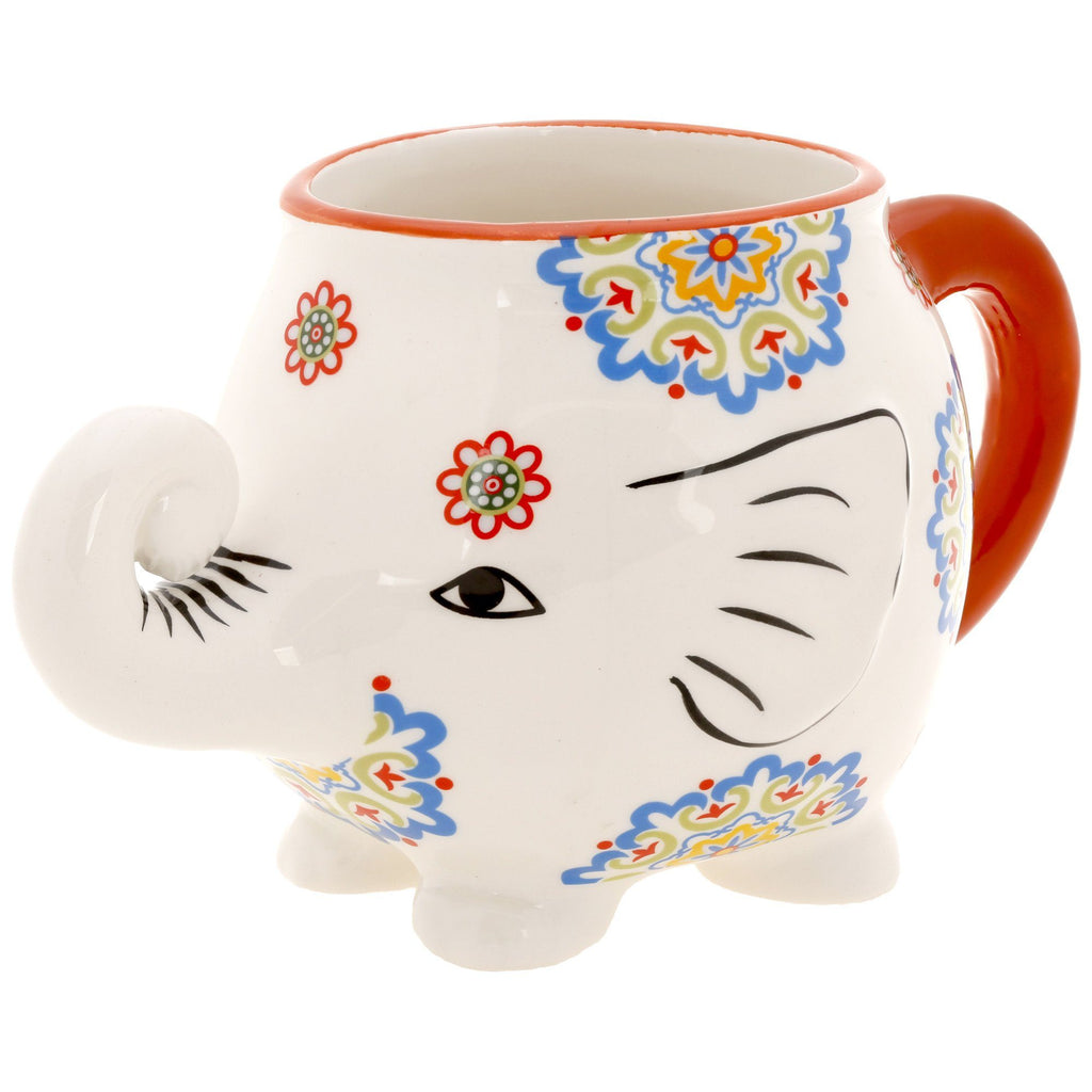 Cup Of Joy Elephant Mug