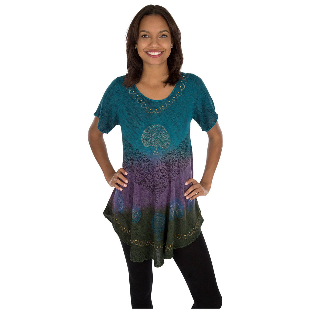 Deep Forest Tunic