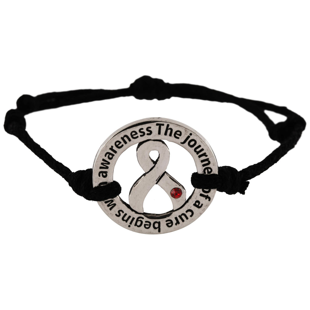 Diabetes Journey Awareness Bracelet