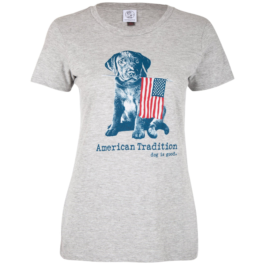 Dog Is Good® American Tradition Tee