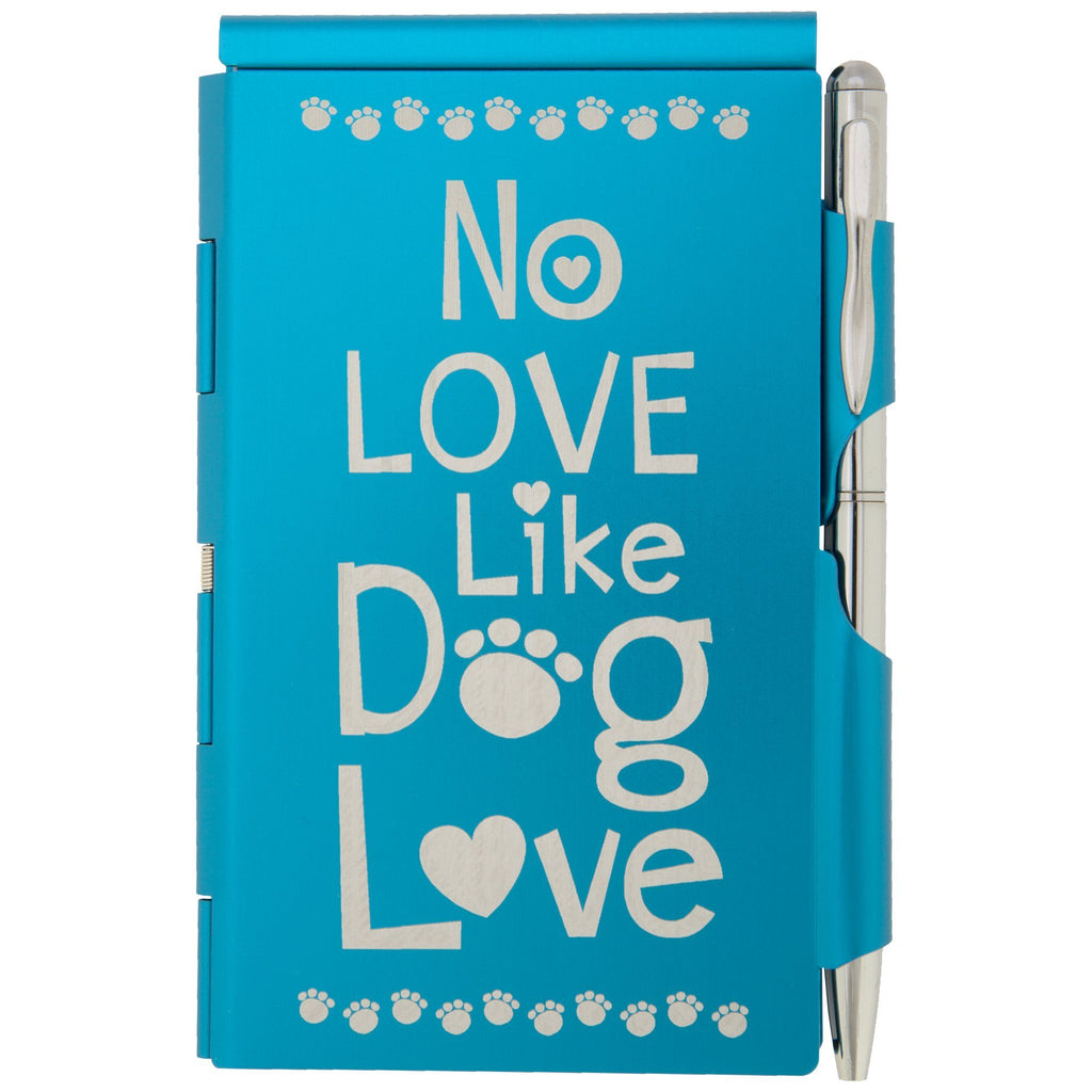Dog Lover Notebook & Pen
