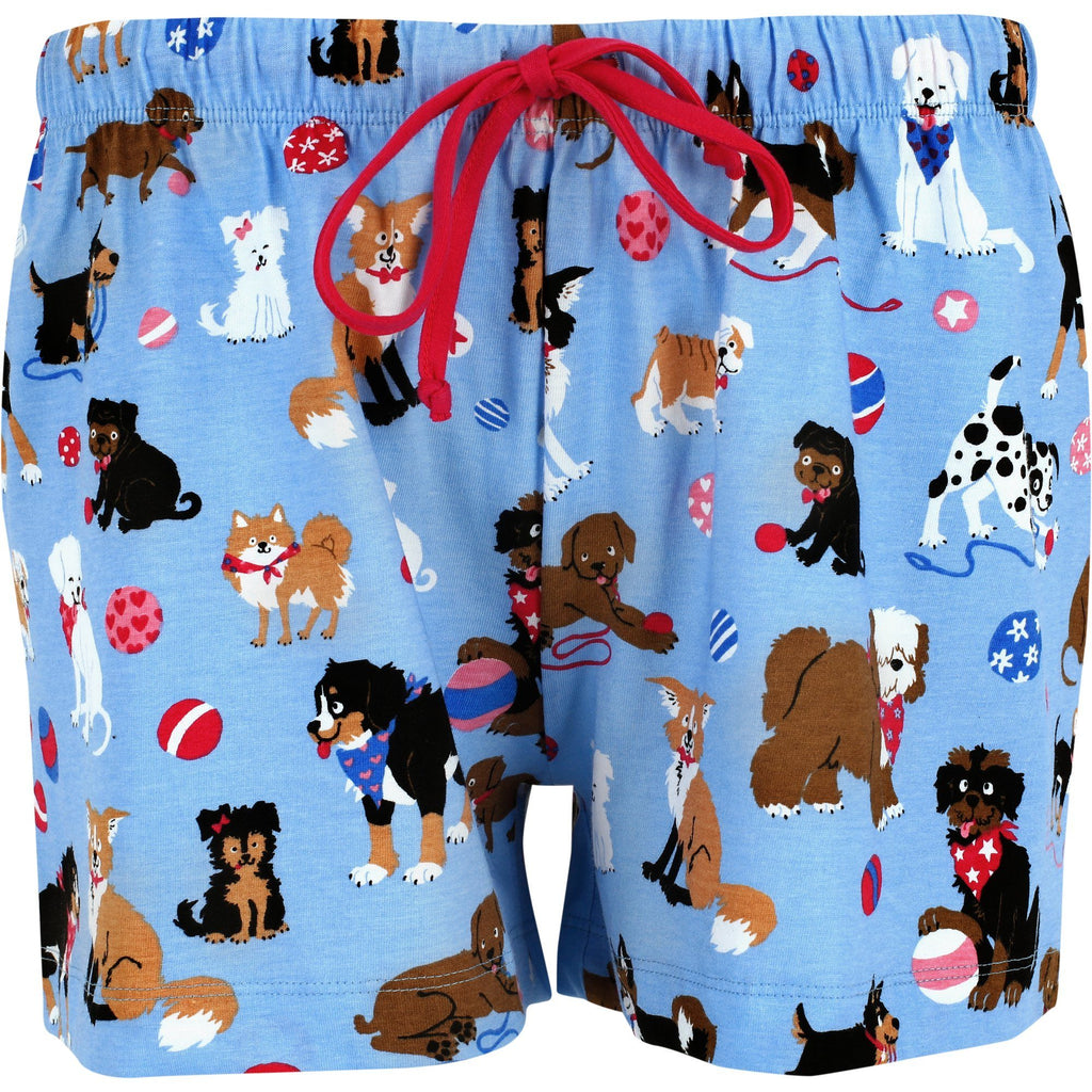 Dog Tired Pajama Separates