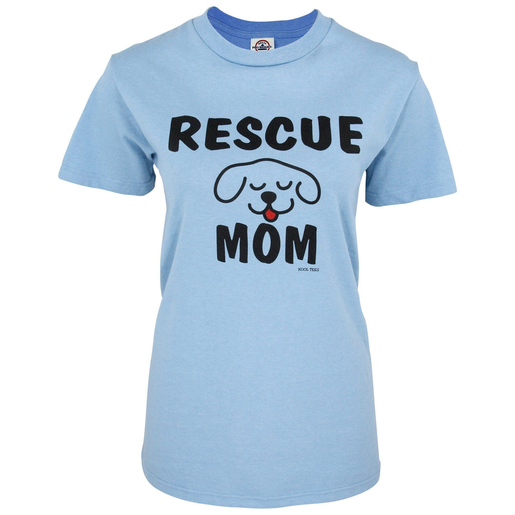 Doggy Rescue Mom Tee