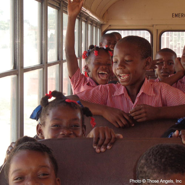 Donation - A Safe Ride To School For Haitian Children