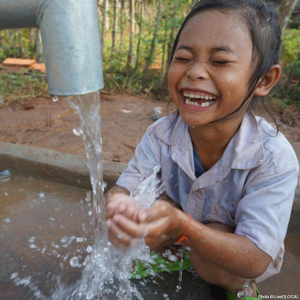 Donation - Build A Clean Water Well At A Primary School In Laos!