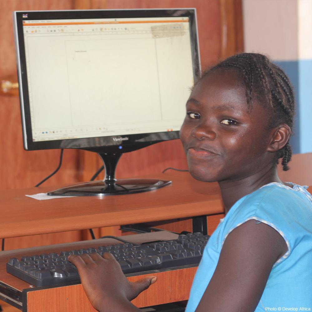 Donation - Computer Training For Girls In Sierra Leone