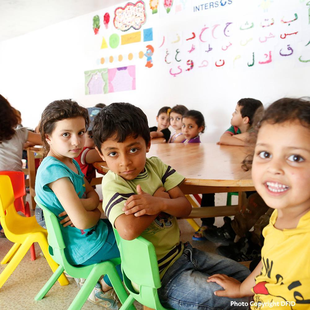Donation - Educate Syrian Refugee Children