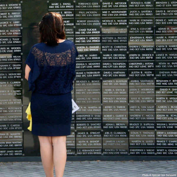 Donation - Embrace And Empower The Spouses Of Fallen Heroes
