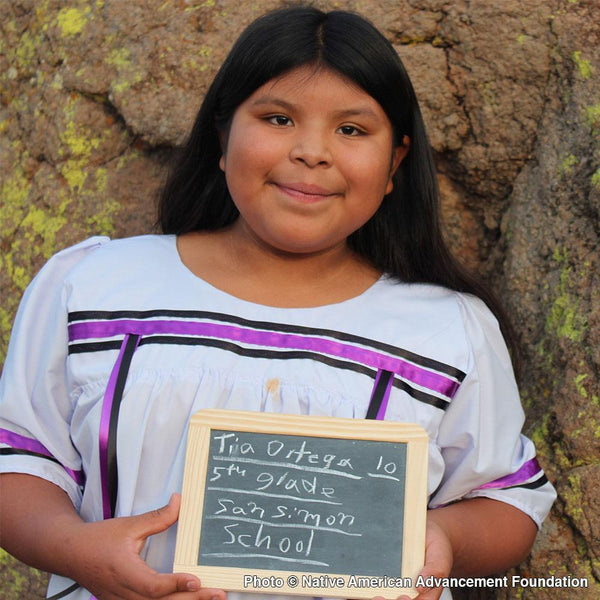 Donation - From Her Voice, For Her Education - Tia