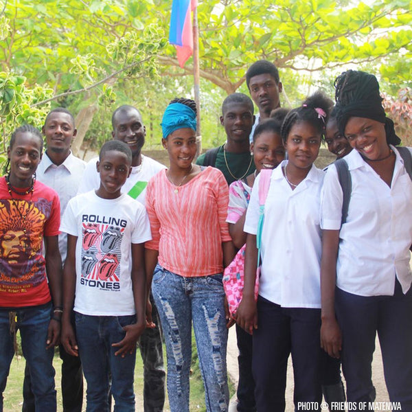 Donation - Help Build A Secondary School In Haiti