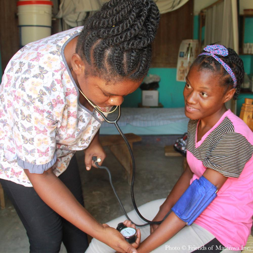 Donation - Help Haitian Children Stay Healthy