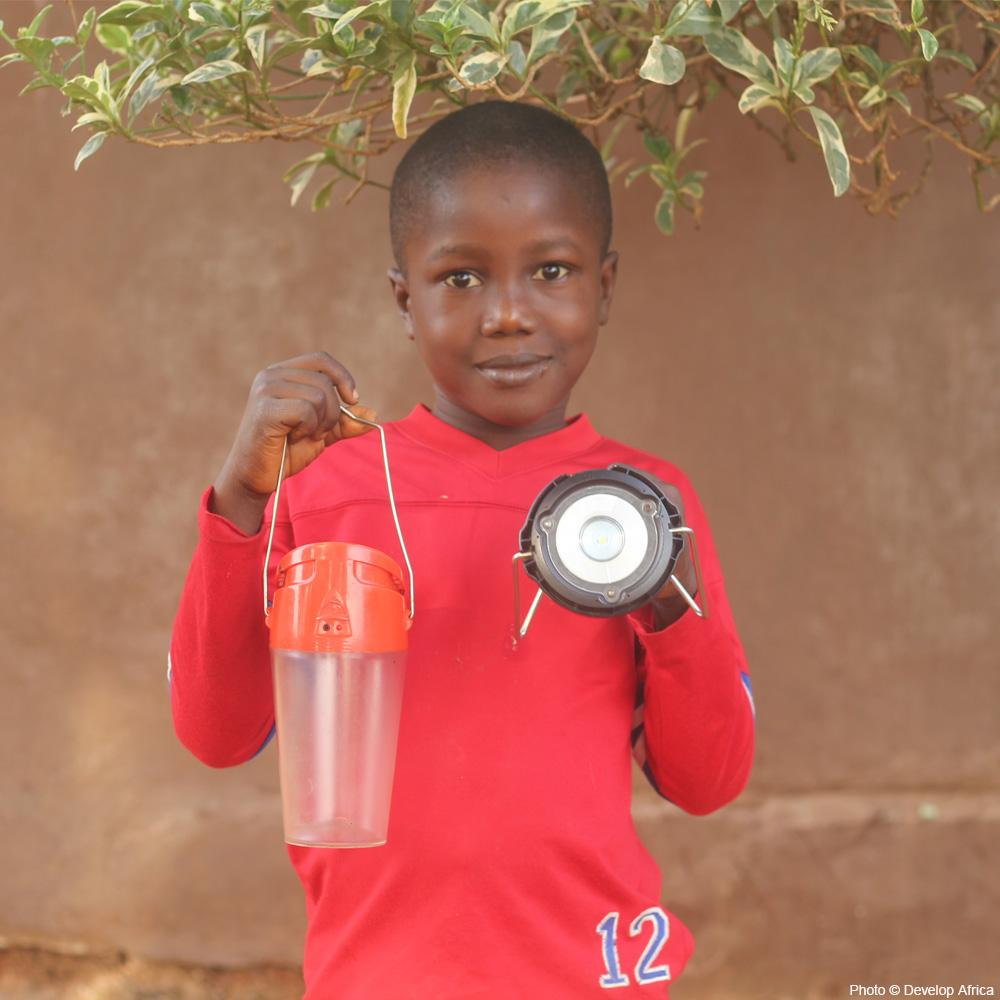 Donation - Help Kids Study At Night With Safe Solar Lights