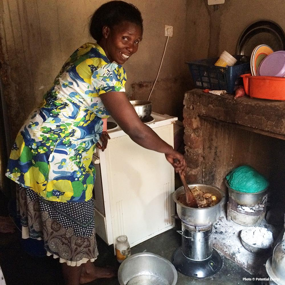 Donation - High-Efficiency Stoves In Uganda