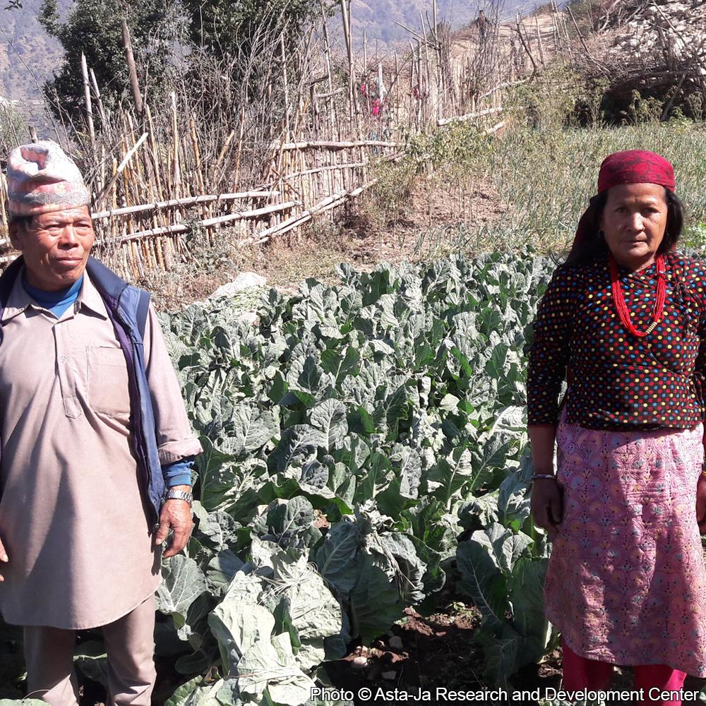 Donation - Increase Crop Production For Earthquake Victims