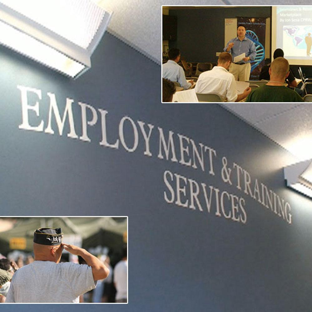 Donation - Job Training For Homeless Veterans
