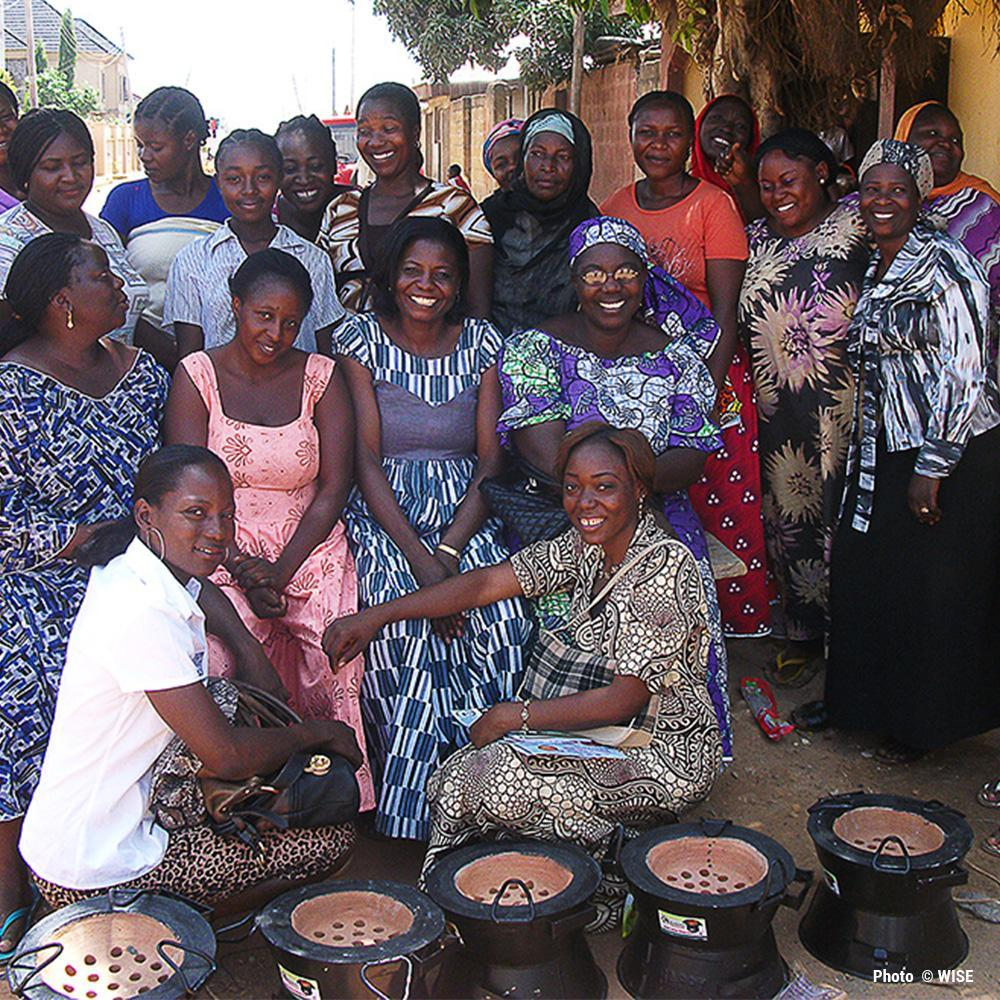 Donation - Life-Saving Clean Cookstoves For Nigerian Women