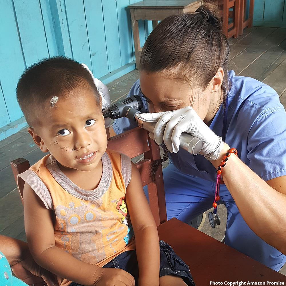 Donation - Medical Care In The Peruvian Amazon