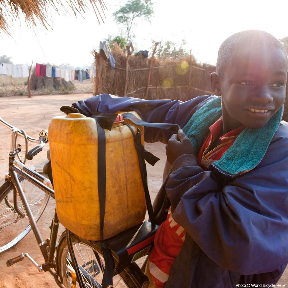 Donation - Mobilize Individuals Through The Power Of Bicycles