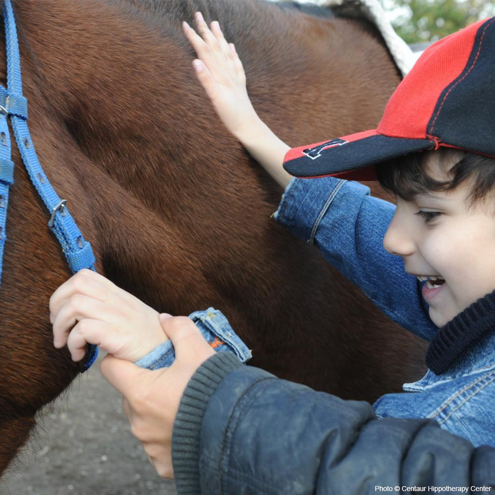 Donation - Provide Animal-Assisted Therapy For Disabled Children