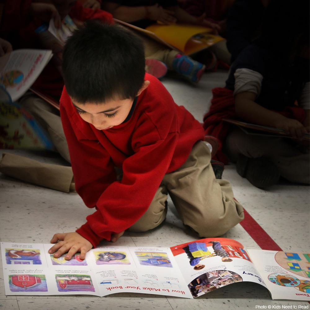 Donation - Provide Books To Underprivileged Children In The U.S.