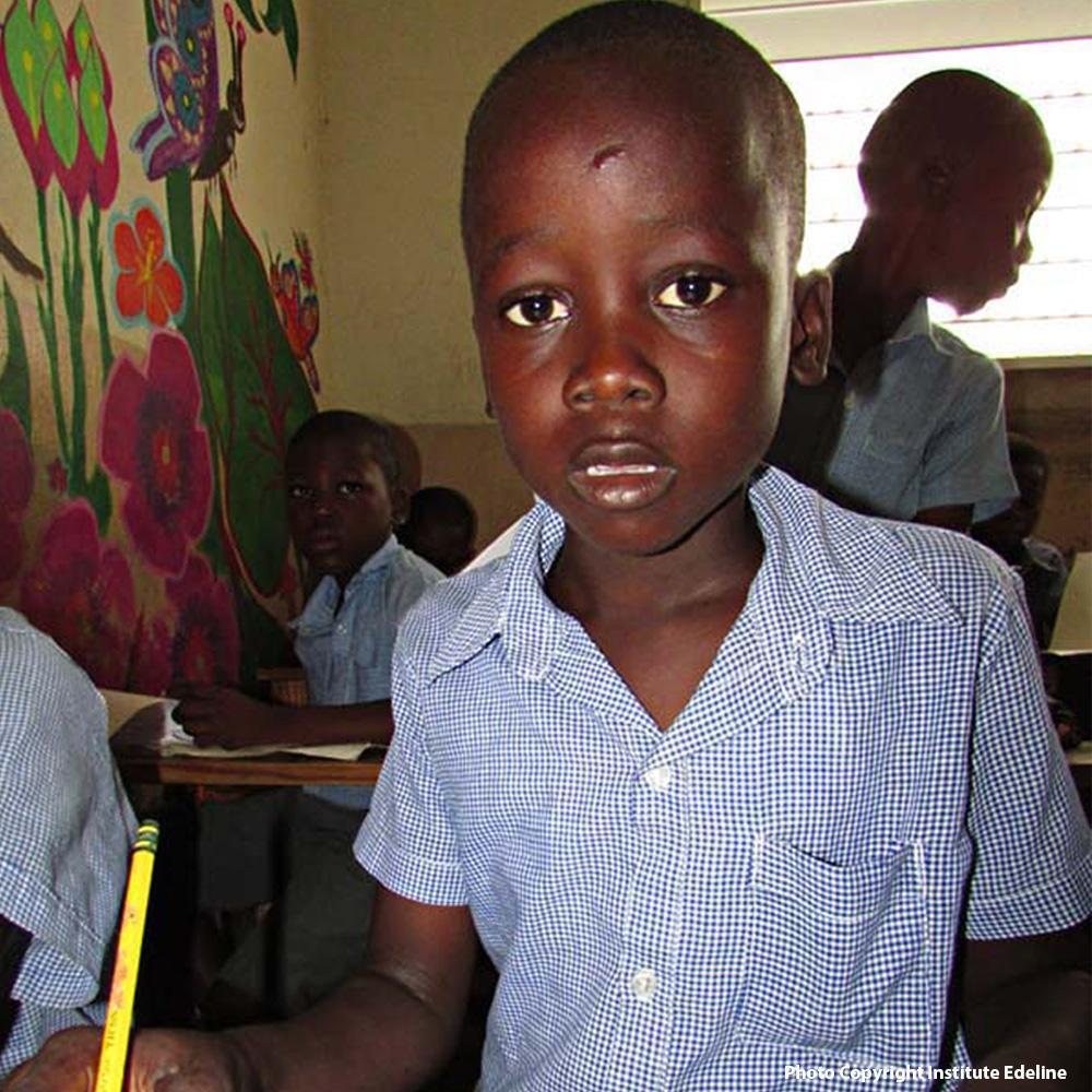 Donation - Provide Goats For Malnourished Haitian Schoolchildren