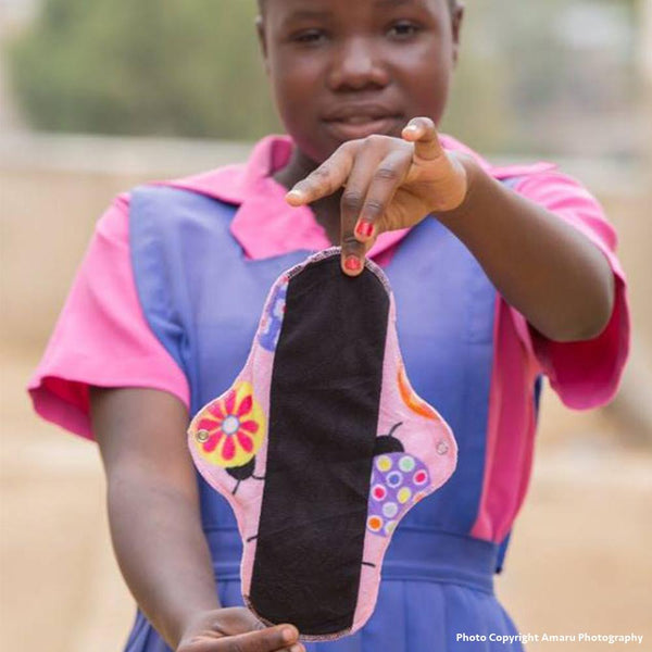 Donation - Provide Reusable Pads To Keep Girls In School