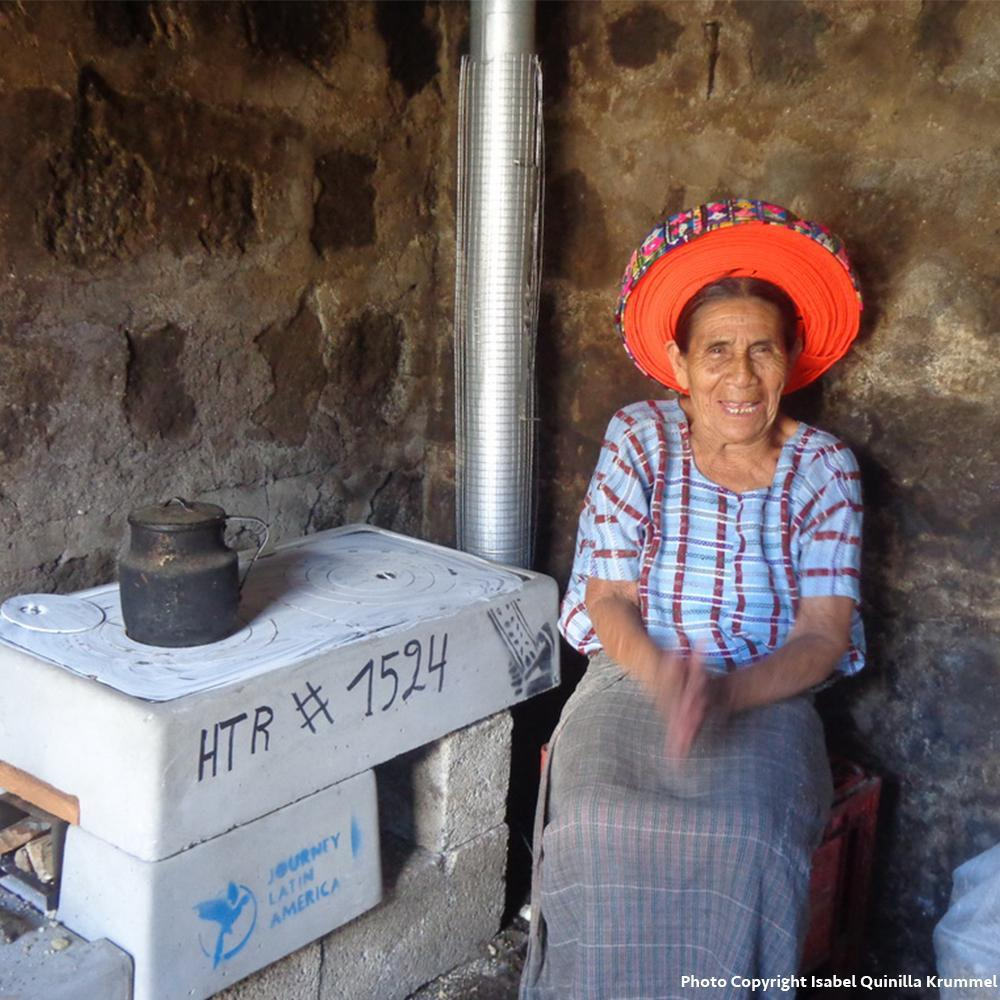 Donation - Save Guatemalan Forests With Energy Efficient Cook Stoves