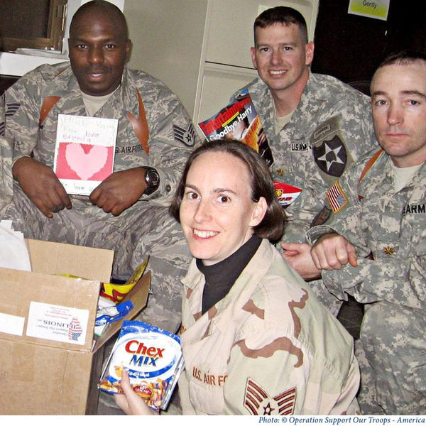 Donation - Send Comfort To Our Troops