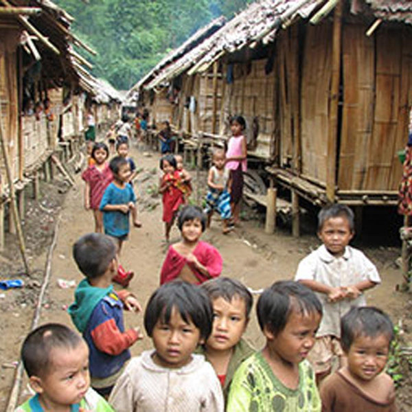 Donation - Supply A Burmese Village Clinic For One Day