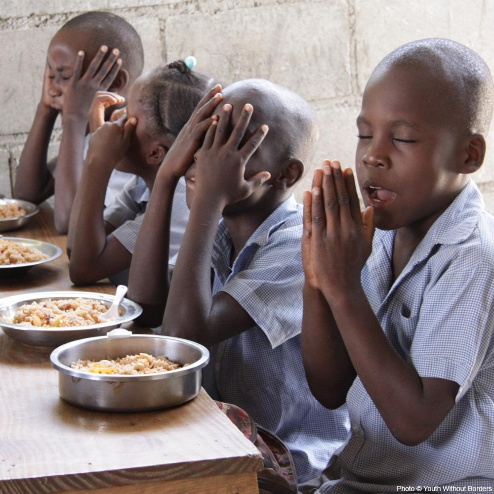 Donation - Sustainably Feed Children In Haiti
