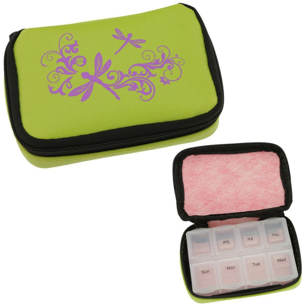 Dragonfly Deluxe Pill Box