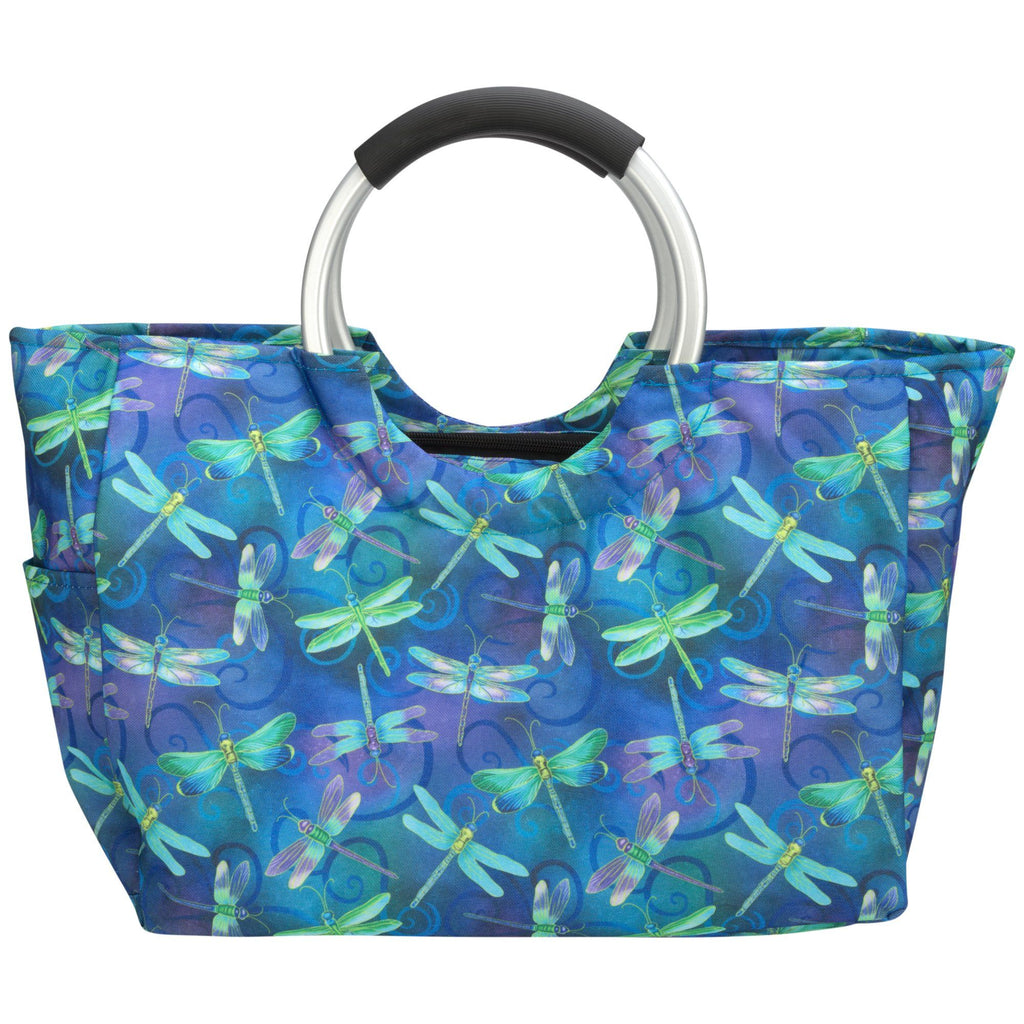 Dragonfly Dream Insulated Shopping Bag