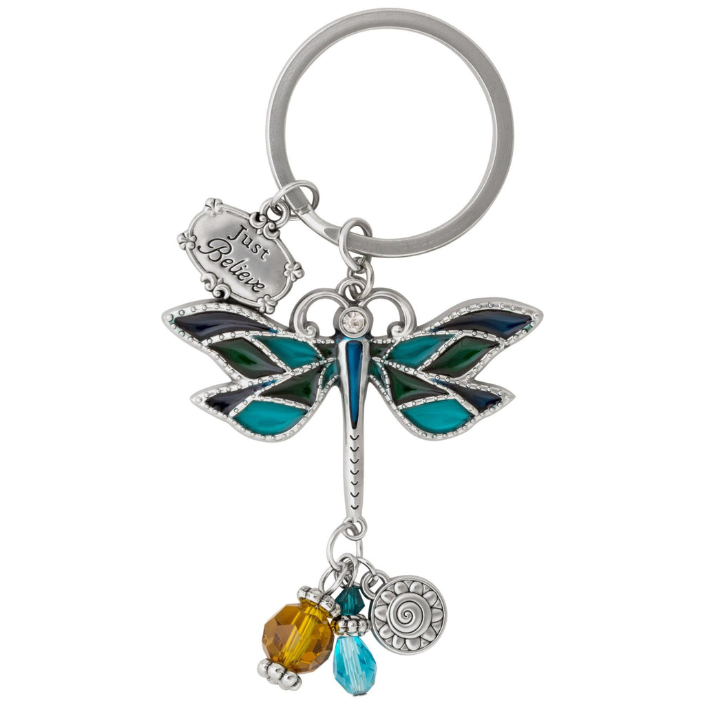 Dragonfly Dream Keychain