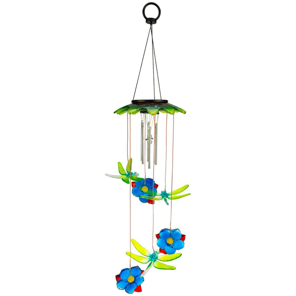 Dragonfly Dream Solar Wind Chime