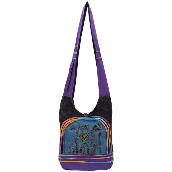 Dragonfly Play Hobo Bag